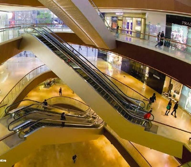 Торговый центр Taikoo Hui