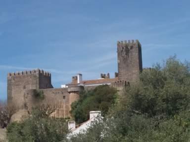 Городок-крепость Обидуш