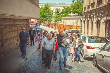 Экскурсия в Старом городе