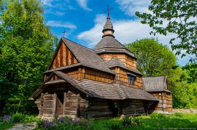 Пирогово - музей под открытым небом