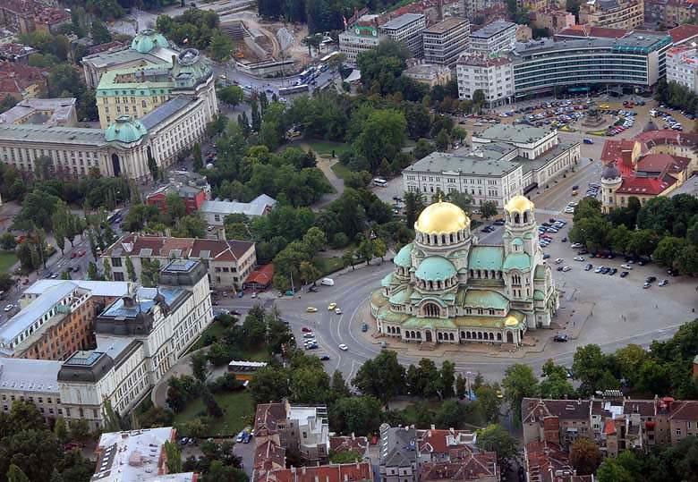 Храм Св. Ал. Невского