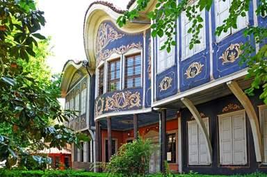 Дом Коюмжиоуглу
