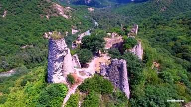 Город-крепость Уджарма