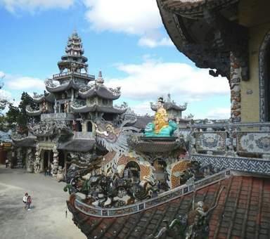 Керамическая пагода
