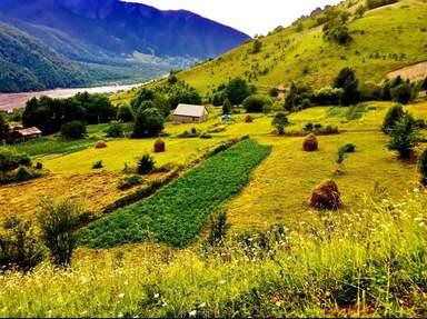 Грузия-Рача село Чиора