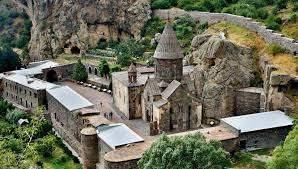 Монастырь.Гегард