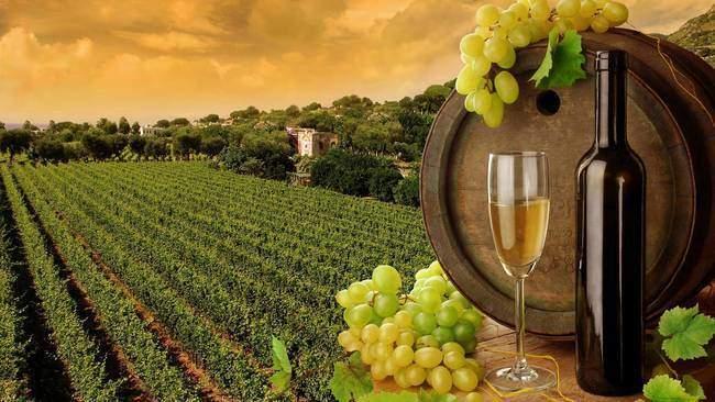 Азербайджанское вино