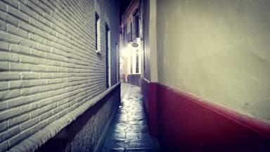 Безмолвные улицы Севильи