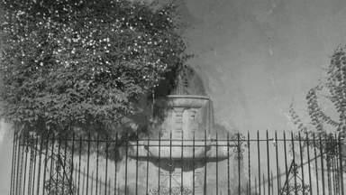 Фонтан в Еврейском квартале