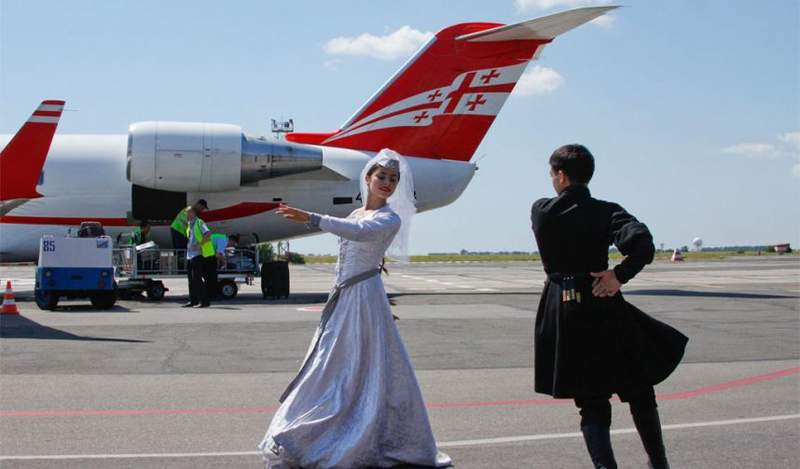 Тбилиси. Аэропорт