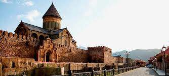 Светицховели — кафедральный патриарший храм