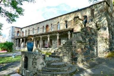 Дом-музей уроженца села Александра Казбеги