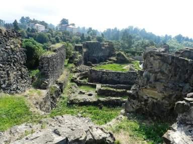 Византийская крепость Петра