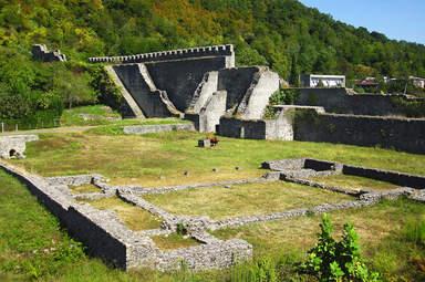 Античный крепость Нокалакеви
