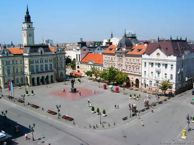 Площадь свободы (Нови Сад)