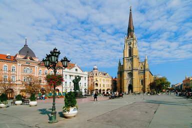 Римско-католическая церковь Девы Марии (Нови Сад)