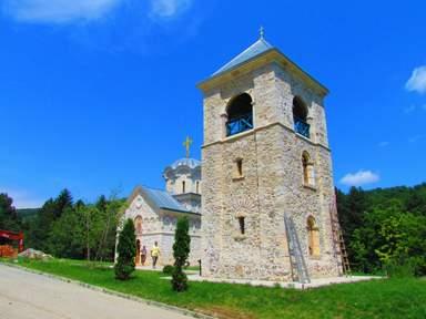 Монастырь - Старо Хопово