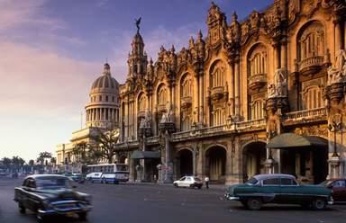 Большой Театр Гаваны