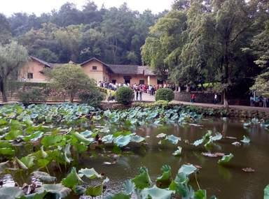 Шаошань-дом Мао