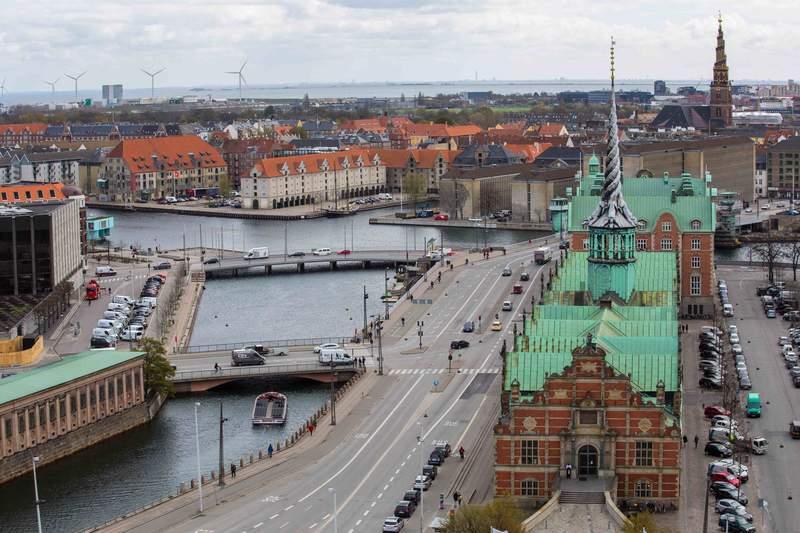 Каналы города