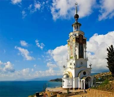 храм-маяк Св. Николая