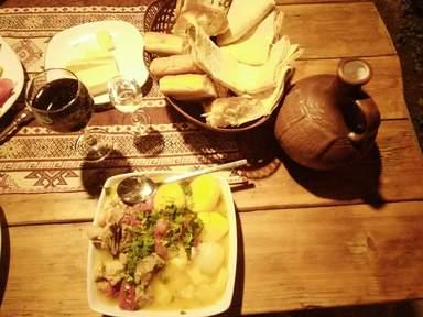 Армянский суп хашлама