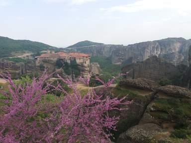 Метеора. Монастырь Варлаама
