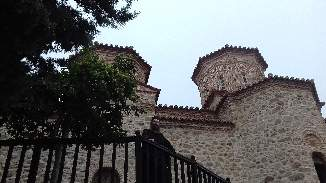 Метеора. Монастырь Варлаама ( Всех Святых)