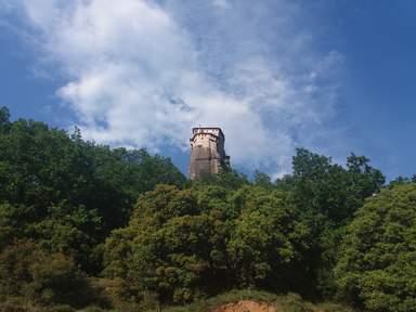 Метеора. Монастырь Русану