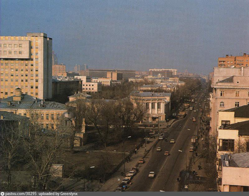 Большая Пироговская