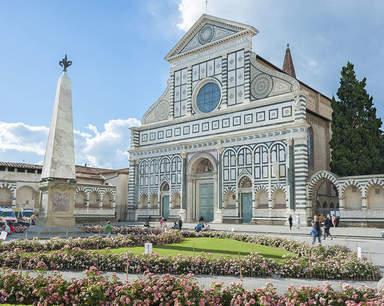 Церковь Санта-Мария Новелла