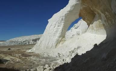 Природная арка Тузбаир