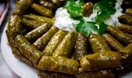 Азербайджанское блюдо долма