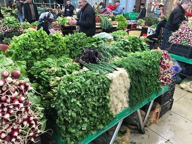 Зеленая красота - кладезь витаминов