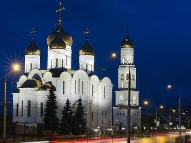 Успенский кафедральный собор в Брянске