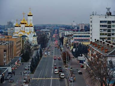 Центральный проспект Брянска