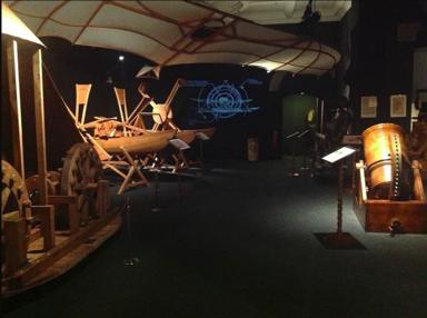 Музей машин Леонардо да Винчи