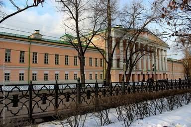 Новоекатерининская больница в Москве