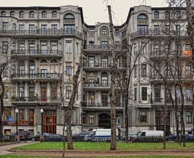 Доходный дом купца И.М.Коровина