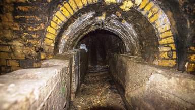 Печерские подземелья