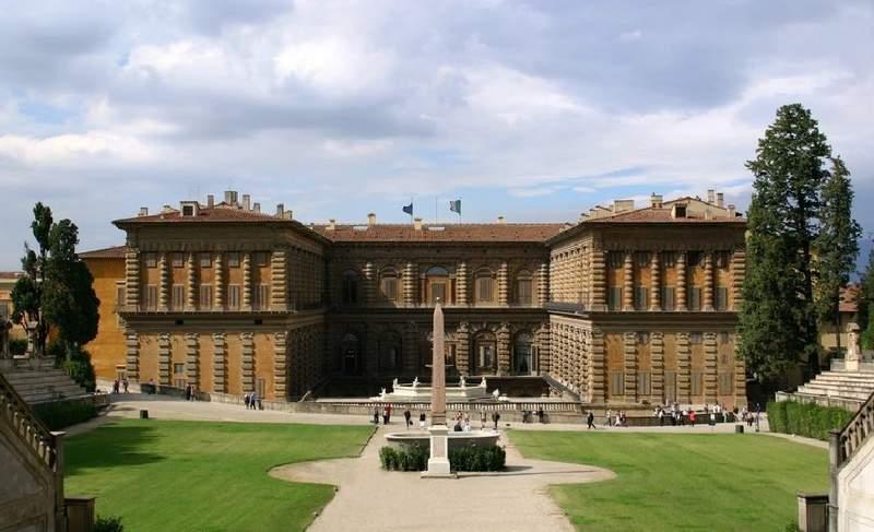 Палаццо Питти