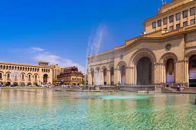Ереван площадь Республики