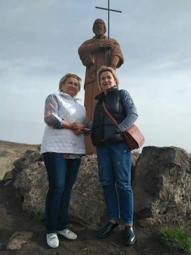 долина армянских букв