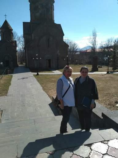Цахкадзор церковь Кечарис