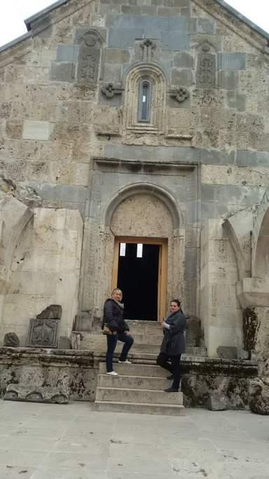 Дилижан монастырь Агарцин