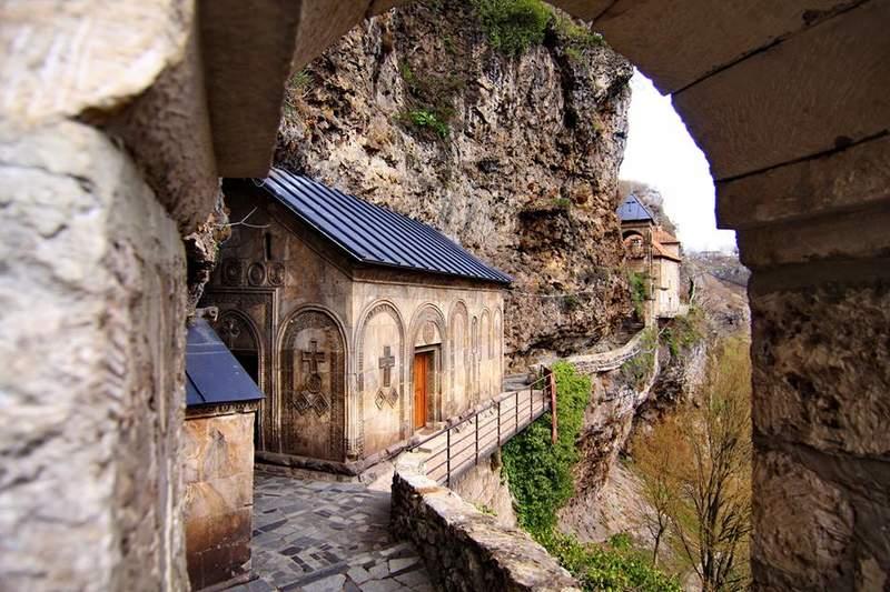 Мгвимевский монастырь