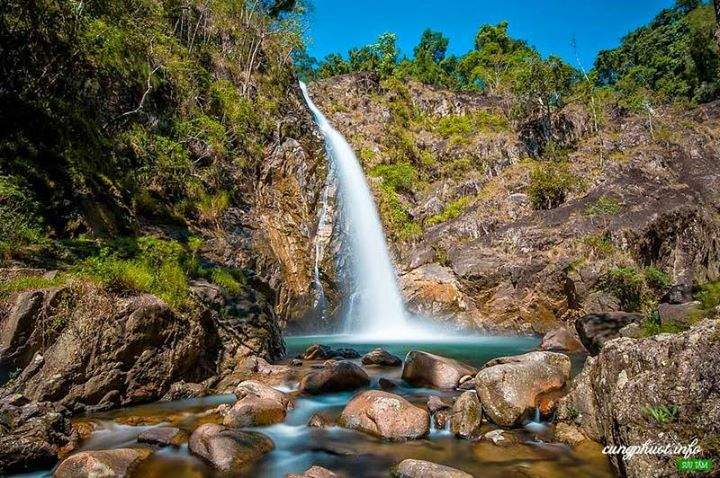Водопад Та Гу