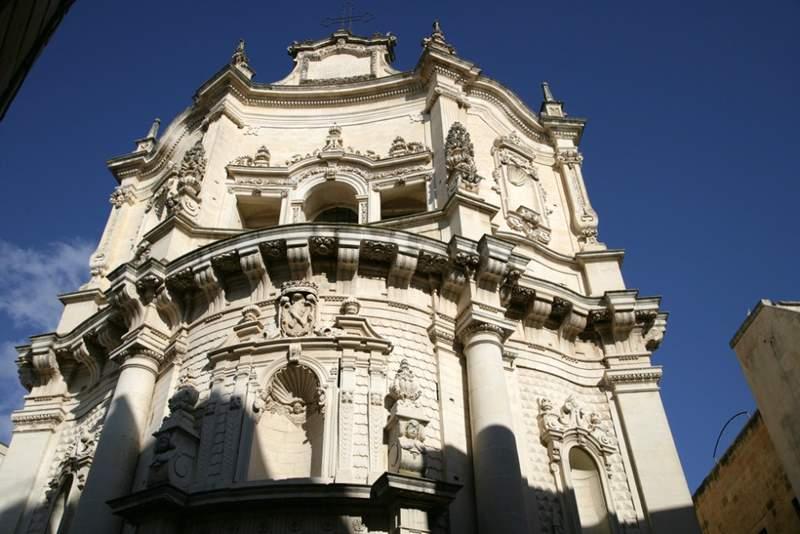 Церковь Сан Маттео