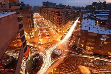 Ереван Северный проспект