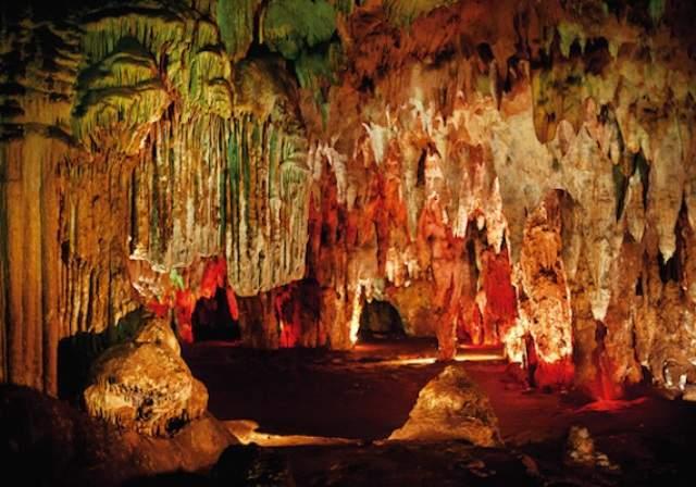 пещера Мексики